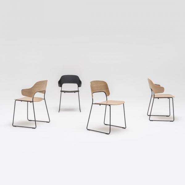 Stackable Afi Office Chair