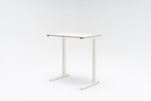 Height Adjustable Compact Drive Office / Home Office Desk