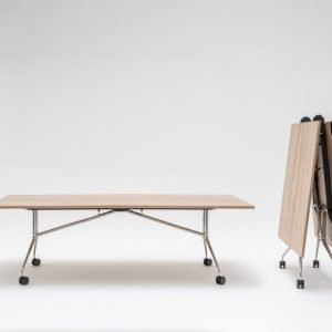 MDD Plica Folding Conference Table
