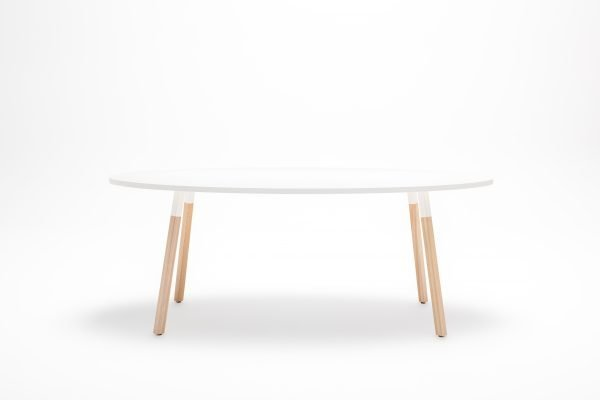 Ogi W Oval Conference / Meeting Table